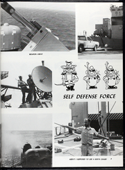Page 13, 1982 Edition, Elmer Montgomery (FF 1082) - Naval Cruise Book online yearbook collection