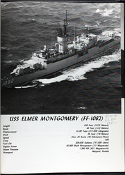 Page 5, 1982 Edition, Elmer Montgomery (FF 1082) - Naval Cruise Book online yearbook collection