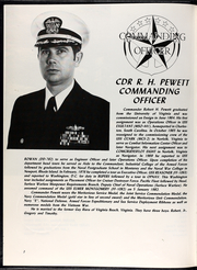 Page 6, 1982 Edition, Elmer Montgomery (FF 1082) - Naval Cruise Book online yearbook collection