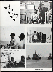 Page 9, 1982 Edition, Elmer Montgomery (FF 1082) - Naval Cruise Book online yearbook collection