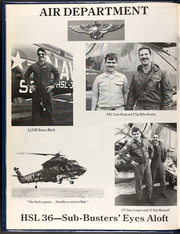 Page 10, 1985 Edition, Elmer Montgomery (FF 1082) - Naval Cruise Book online yearbook collection