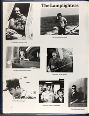 Page 12, 1985 Edition, Elmer Montgomery (FF 1082) - Naval Cruise Book online yearbook collection