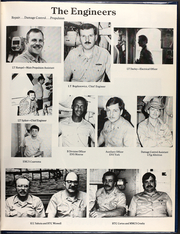 Page 13, 1985 Edition, Elmer Montgomery (FF 1082) - Naval Cruise Book online yearbook collection