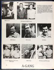 Page 14, 1985 Edition, Elmer Montgomery (FF 1082) - Naval Cruise Book online yearbook collection