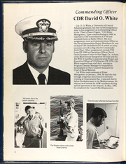 Page 6, 1985 Edition, Elmer Montgomery (FF 1082) - Naval Cruise Book online yearbook collection