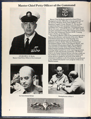 Page 8, 1985 Edition, Elmer Montgomery (FF 1082) - Naval Cruise Book online yearbook collection