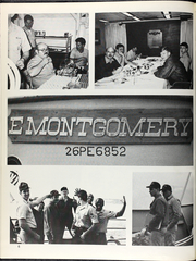 Page 10, 1987 Edition, Elmer Montgomery (FF 1082) - Naval Cruise Book online yearbook collection