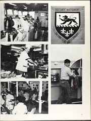 Page 11, 1987 Edition, Elmer Montgomery (FF 1082) - Naval Cruise Book online yearbook collection