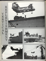 Page 16, 1987 Edition, Elmer Montgomery (FF 1082) - Naval Cruise Book online yearbook collection