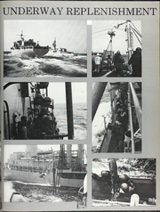 Page 17, 1987 Edition, Elmer Montgomery (FF 1082) - Naval Cruise Book online yearbook collection
