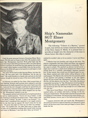 Page 5, 1987 Edition, Elmer Montgomery (FF 1082) - Naval Cruise Book online yearbook collection