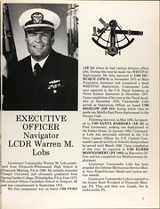 Page 7, 1987 Edition, Elmer Montgomery (FF 1082) - Naval Cruise Book online yearbook collection