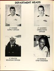 Page 10, 1988 Edition, Elmer Montgomery (FF 1082) - Naval Cruise Book online yearbook collection
