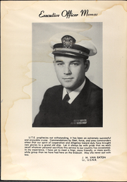 Page 6, 1953 Edition, Endicott (DMS 35) - Naval Cruise Book online yearbook collection