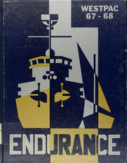 1968 Edition, Endurance (MSO 435) - Naval Cruise Book