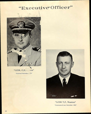 Page 14, 1966 Edition, Carter Hall (LSD 3) - Naval Cruise Book online yearbook collection
