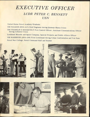 Page 11, 1968 Edition, Carter Hall (LSD 3) - Naval Cruise Book online yearbook collection