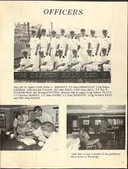 Page 15, 1968 Edition, Carter Hall (LSD 3) - Naval Cruise Book online yearbook collection