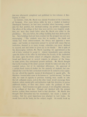 Page 11, 1894 Edition, University of Vermont - Ariel Yearbook (Burlington, VT) online yearbook collection