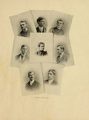 Page 7, 1894 Edition, University of Vermont - Ariel Yearbook (Burlington, VT) online yearbook collection