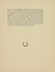 Page 12, 1896 Edition, University of Vermont - Ariel Yearbook (Burlington, VT) online yearbook collection