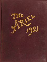 Page 1, 1901 Edition, University of Vermont - Ariel Yearbook (Burlington, VT) online yearbook collection