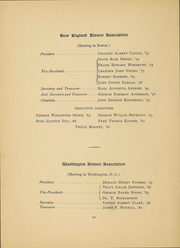 Page 12, 1901 Edition, University of Vermont - Ariel Yearbook (Burlington, VT) online yearbook collection