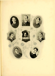 Page 7, 1901 Edition, University of Vermont - Ariel Yearbook (Burlington, VT) online yearbook collection