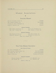 Page 14, 1903 Edition, University of Vermont - Ariel Yearbook (Burlington, VT) online yearbook collection