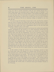 Page 17, 1908 Edition, University of Vermont - Ariel Yearbook (Burlington, VT) online yearbook collection