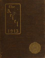 University of Vermont - Ariel Yearbook (Burlington, VT) online yearbook collection, 1913 Edition, Page 1