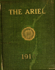 Page 1, 1914 Edition, University of Vermont - Ariel Yearbook (Burlington, VT) online yearbook collection