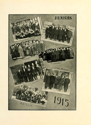 Page 13, 1915 Edition, University of Vermont - Ariel Yearbook (Burlington, VT) online yearbook collection