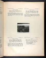 Page 15, 1919 Edition, University of Vermont - Ariel Yearbook (Burlington, VT) online yearbook collection