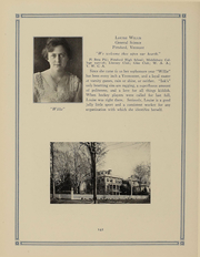 Page 144, 1921 Edition, University of Vermont - Ariel Yearbook (Burlington, VT) online yearbook collection