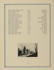 Page 156, 1921 Edition, University of Vermont - Ariel Yearbook (Burlington, VT) online yearbook collection