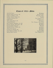Page 159, 1921 Edition, University of Vermont - Ariel Yearbook (Burlington, VT) online yearbook collection