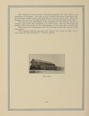 Page 254, 1921 Edition, University of Vermont - Ariel Yearbook (Burlington, VT) online yearbook collection
