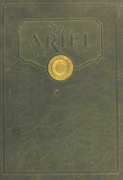 University of Vermont - Ariel Yearbook (Burlington, VT) online yearbook collection, 1923 Edition, Page 1