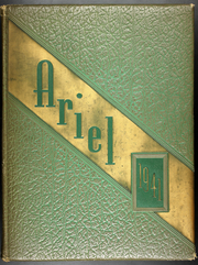 1941 Edition, University of Vermont - Ariel Yearbook (Burlington, VT)