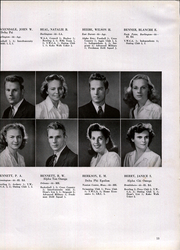 Page 17, 1944 Edition, University of Vermont - Ariel Yearbook (Burlington, VT) online yearbook collection