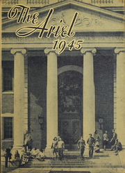 1945 Edition, University of Vermont - Ariel Yearbook (Burlington, VT)