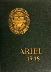 1948 Edition, University of Vermont - Ariel Yearbook (Burlington, VT)