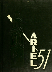 1951 Edition, University of Vermont - Ariel Yearbook (Burlington, VT)