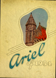 1954 Edition, University of Vermont - Ariel Yearbook (Burlington, VT)