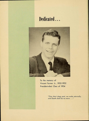 Page 13, 1954 Edition, University of Vermont - Ariel Yearbook (Burlington, VT) online yearbook collection