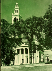 Page 14, 1954 Edition, University of Vermont - Ariel Yearbook (Burlington, VT) online yearbook collection