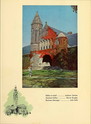 Page 4, 1954 Edition, University of Vermont - Ariel Yearbook (Burlington, VT) online yearbook collection