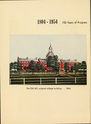 Page 7, 1954 Edition, University of Vermont - Ariel Yearbook (Burlington, VT) online yearbook collection