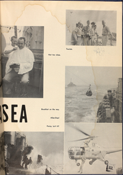 Page 15, 1954 Edition, Charles J Badger (DD 657) - Naval Cruise Book online yearbook collection